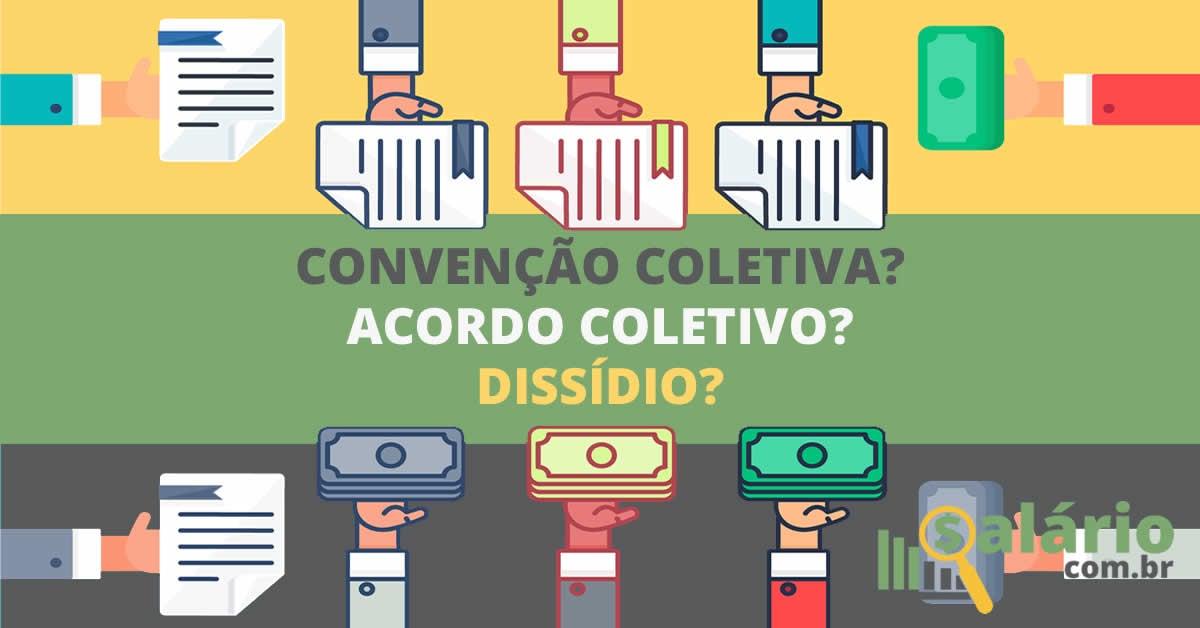 Entenda o que é e saiba as diferenças entre convenção coletiva, acordo coletivo e dissídio