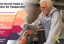 mercado de trabalho para profissionais acima de 50 anos