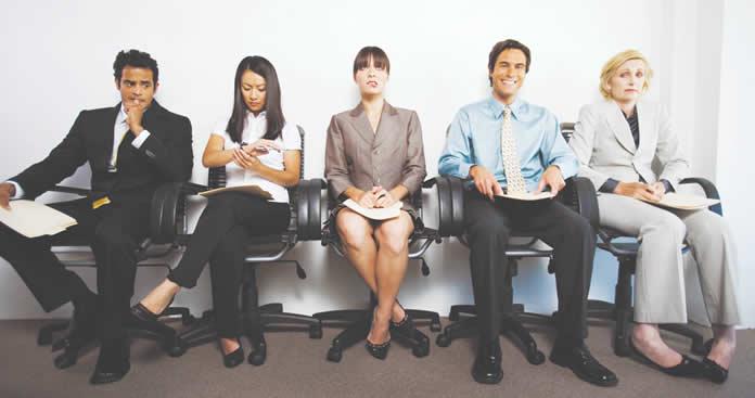 Comportamento na entrevista de emprego