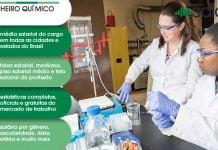 Engenheiro Químico salario e mercado de trabalho