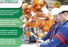 Engenheiro de Produção carreira salario e mercado de trabalho