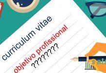 Dicas para preencher o objetivo profissional no currículo