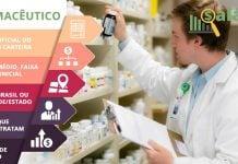 Farmaceutico salarios e mercado de trabalho