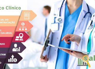 Médico Clínico – Salário – Salvador, BA