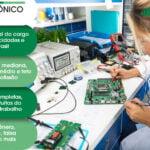 Técnico Eletrônico salario e mercado de trabalho