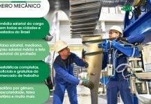 Quanto ganha um Engenheiro Mecânico no mercado de trabalho
