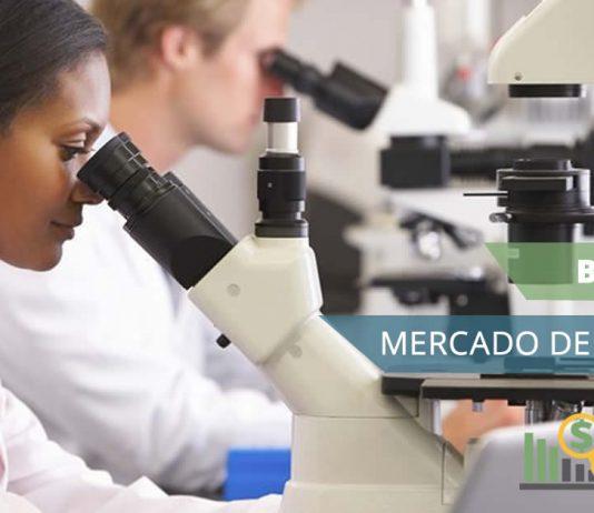 Mercado de trabalho para Biomédicos