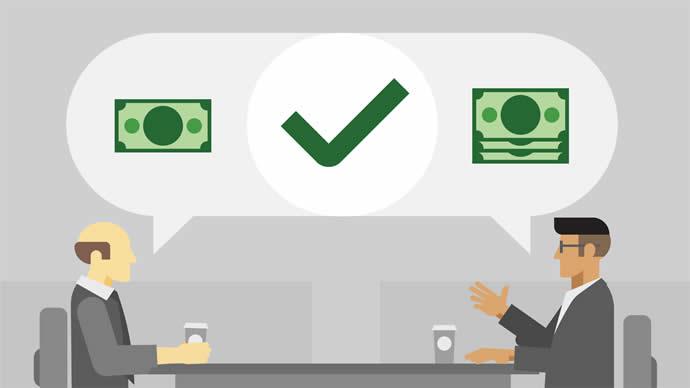 Saiba como aceitar um não para o pedido de aumento salarial