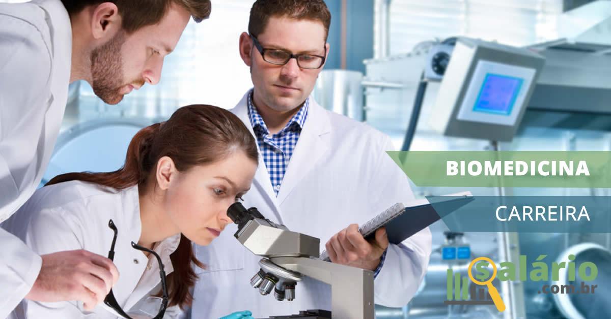 Seguir carreira na Biomedicina