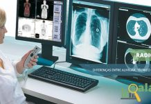 Diferenças auxiliar técnico e tecnólogo radiologia