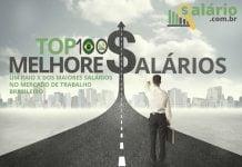 Cargos com os maiores salários do Brasil