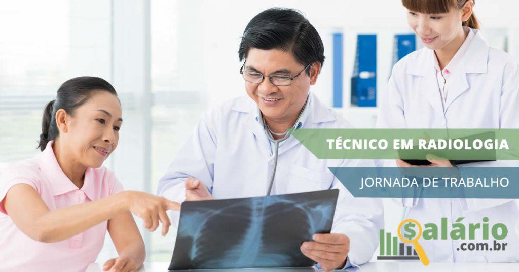 Jornada de trabalho da radiologia