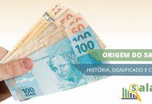 Conceito de salario e seu significado na história