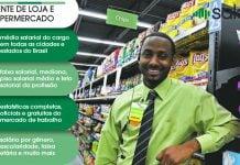 Gerente de Loja e Supermercado salario e mercado de trabalho