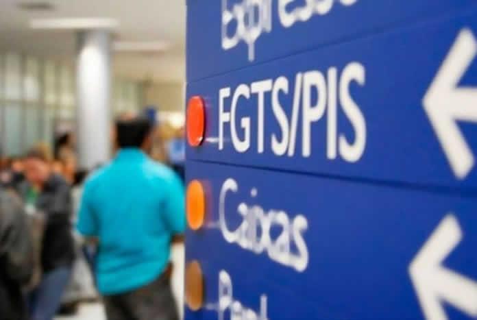Solicitar empréstimo FGTS