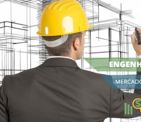 Mercado de trabalho engenheiro civil