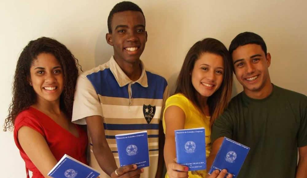 salario jovem aprendiz no Brasil