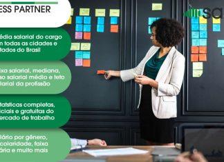 Business Partner – Salário – Porto Alegre, RS