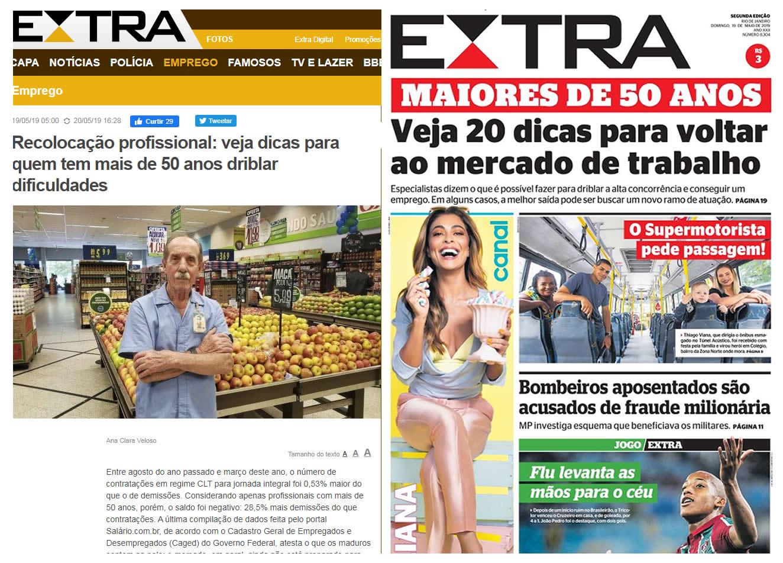 Portal Salario no Jornal Extra