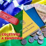 acordos coletivos Coronavírus COVID-19