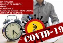Redução de salários e jornada de trabalho